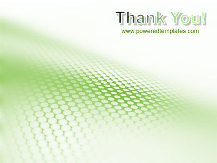 Green Grid PowerPoint Template Slide 20