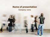 People: Society PowerPoint Template #01586