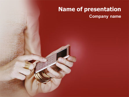 Wealth PowerPoint Template, 01587, Business — PoweredTemplate.com