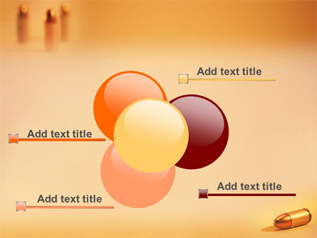 Bullet PowerPoint Template Slide 10
