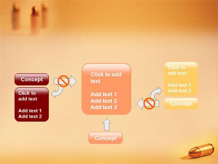 Bullet PowerPoint Template Slide 13