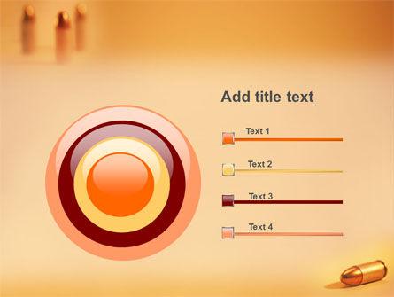 Bullet PowerPoint Template Slide 9