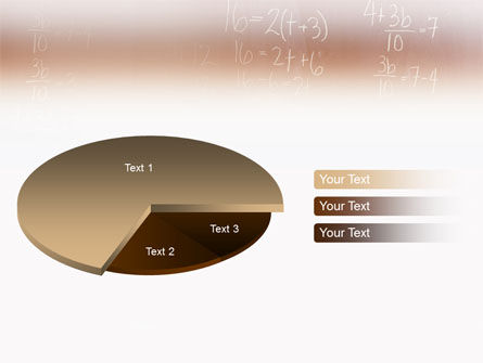 Mathematics PowerPoint Template Slide 14