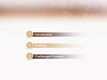 Mathematics PowerPoint Template Slide 3