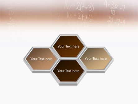 Mathematics PowerPoint Template Slide 5