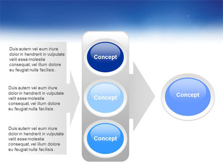 Continental PowerPoint Template Slide 11
