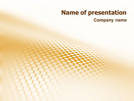 Abstract/Textures: Grid PowerPoint Template #01597