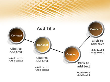 Grid PowerPoint Template Slide 6