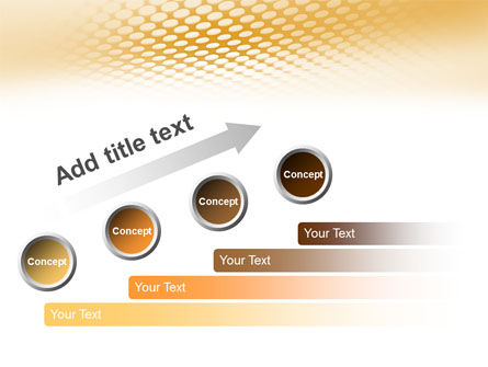 Grid PowerPoint Template Slide 9