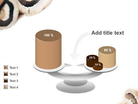 Mushrooms PowerPoint Template Slide 10