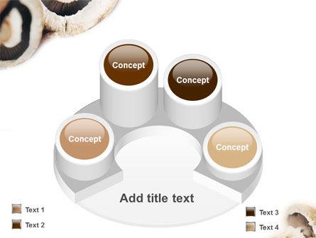 Mushrooms PowerPoint Template Slide 12