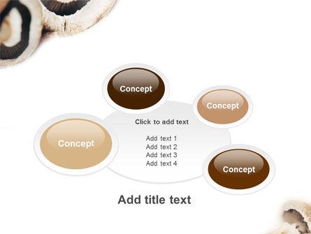 Mushrooms PowerPoint Template Slide 16