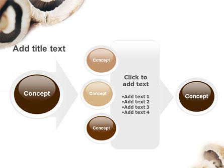 Mushrooms PowerPoint Template Slide 17