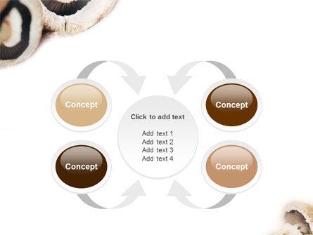 Mushrooms PowerPoint Template Slide 6