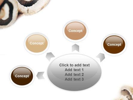 Mushrooms PowerPoint Template Slide 7