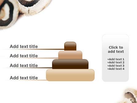 Mushrooms PowerPoint Template Slide 8