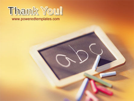 ABC PowerPoint Template Slide 20
