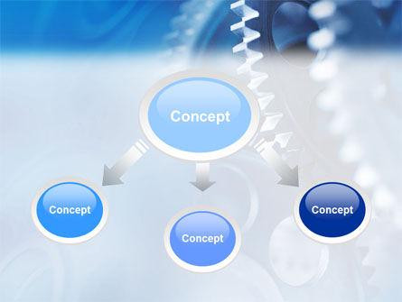 Mechanism PowerPoint Template, Slide 4, 01604, Utilities/Industrial — PoweredTemplate.com