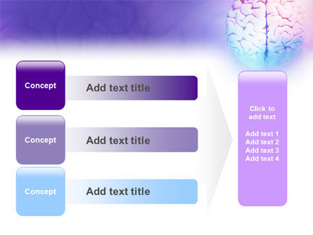 Brain PowerPoint Template Slide 12
