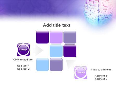 Brain PowerPoint Template Slide 16