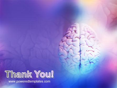 Brain PowerPoint Template Slide 20