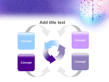 Brain PowerPoint Template Slide 6