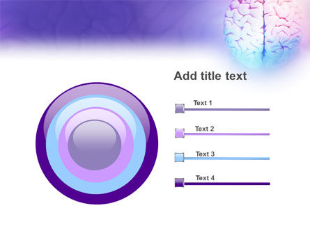 Brain PowerPoint Template Slide 9