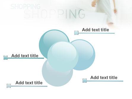 Women On Shopping PowerPoint Template Slide 10