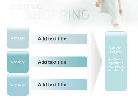 Women On Shopping PowerPoint Template Slide 12
