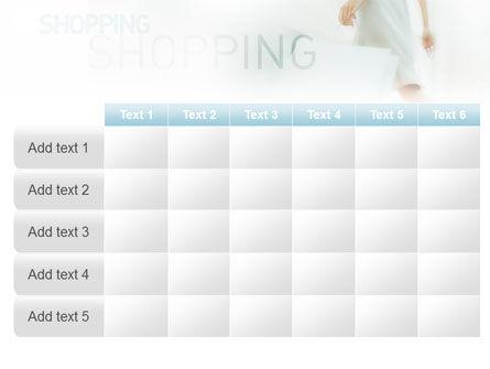 Women On Shopping PowerPoint Template Slide 15