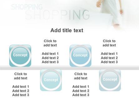 Women On Shopping PowerPoint Template Slide 19