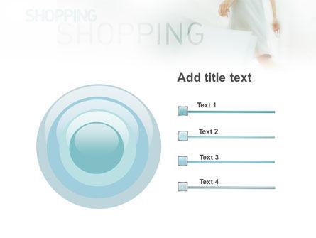 Women On Shopping PowerPoint Template Slide 9