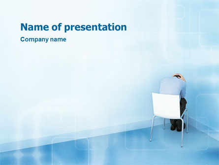 Psychology PowerPoint Template, 01609, People — PoweredTemplate.com