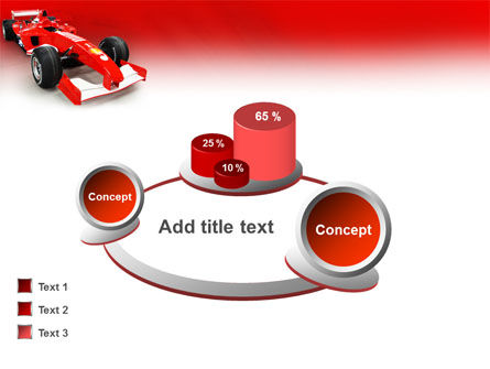 NASCAR PowerPoint Template Slide 13