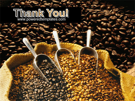 Coffee Beans In A Bag PowerPoint Template Slide 20