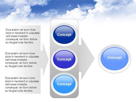 Navy PowerPoint Template Slide 11