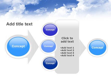 Navy PowerPoint Template Slide 17