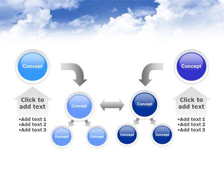 Navy PowerPoint Template Slide 19