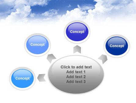 Navy PowerPoint Template Slide 7