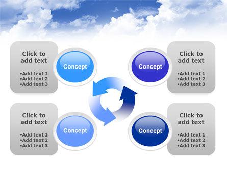 Navy PowerPoint Template Slide 9