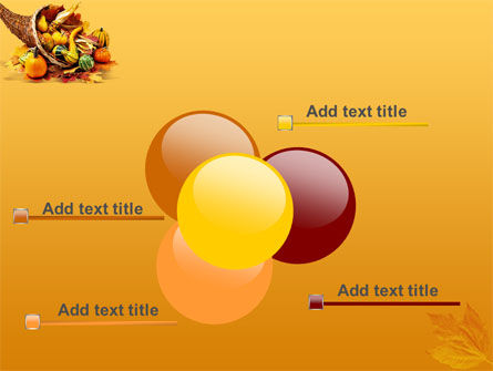 Thanksgiving PowerPoint Template Slide 10