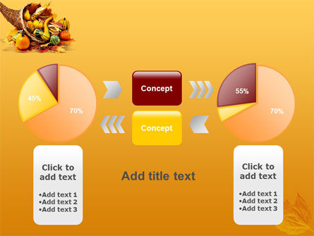 Thanksgiving PowerPoint Template Slide 11