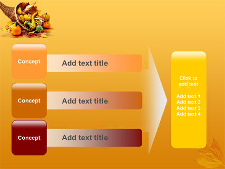 Thanksgiving PowerPoint Template Slide 12