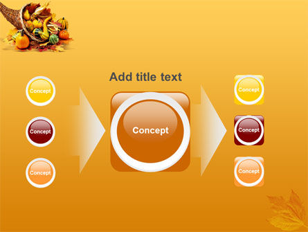 Thanksgiving PowerPoint Template Slide 17