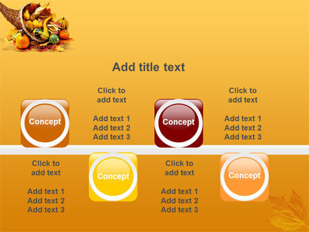 Thanksgiving PowerPoint Template Slide 19