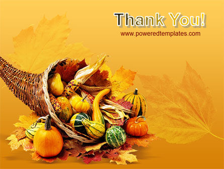Thanksgiving PowerPoint Template Slide 20