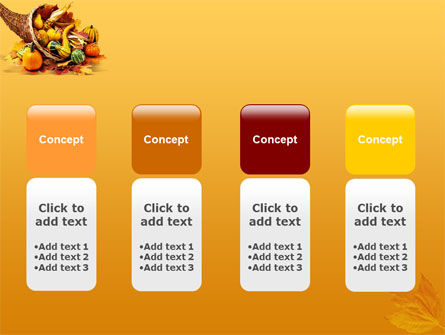 Thanksgiving PowerPoint Template Slide 5