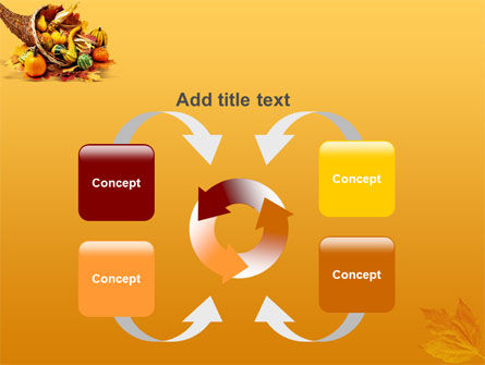 Thanksgiving PowerPoint Template Slide 6