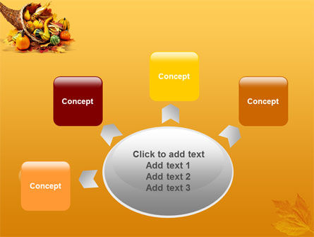 Thanksgiving PowerPoint Template Slide 7