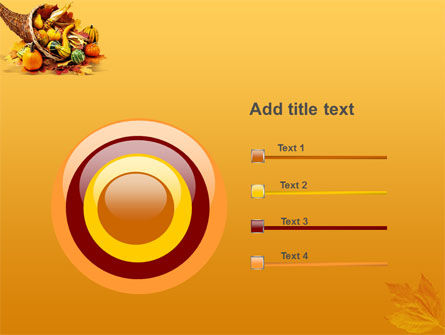 Thanksgiving PowerPoint Template Slide 9